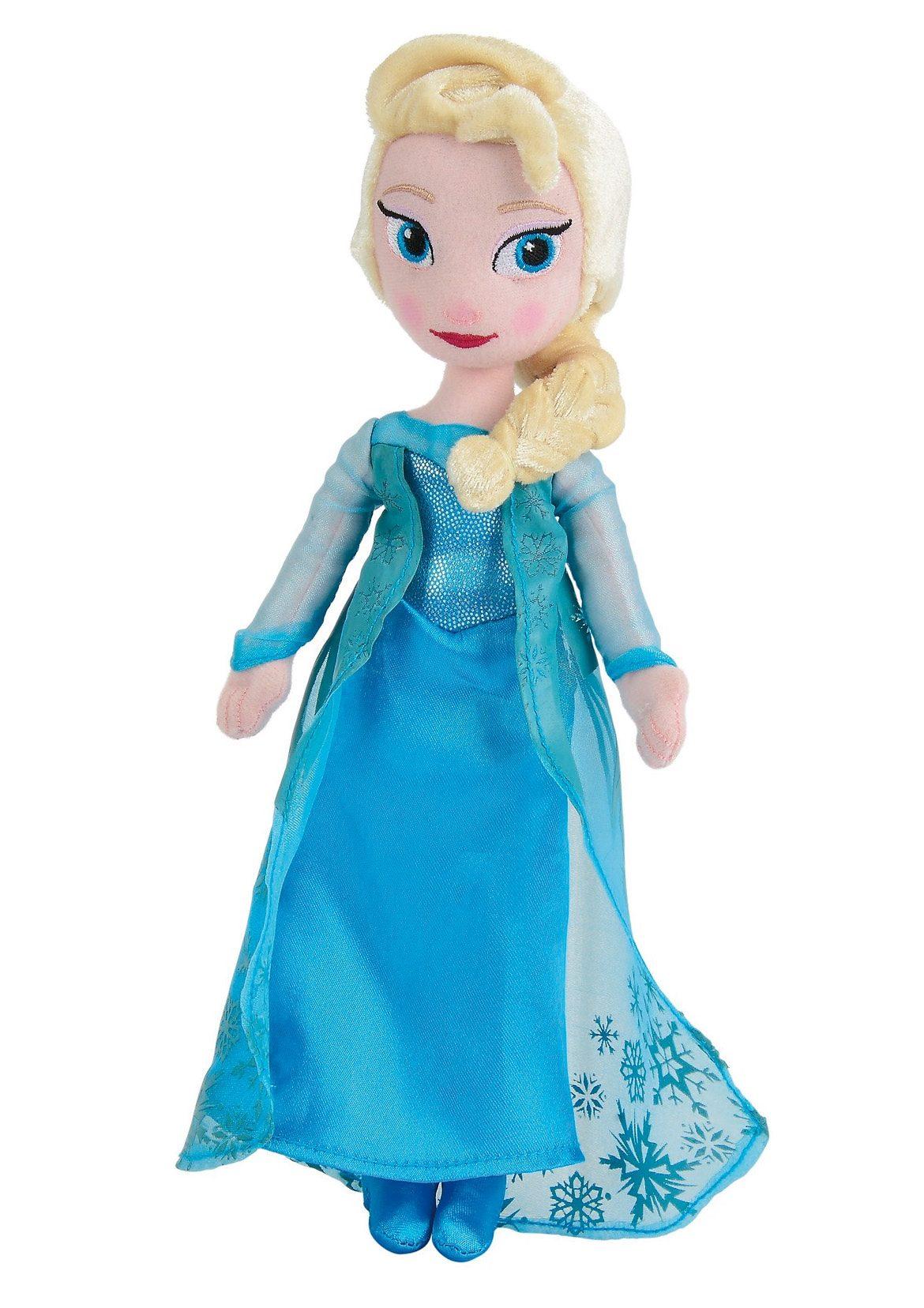 Simba Plüschfigur, »Die Eiskönigin - Elsa«