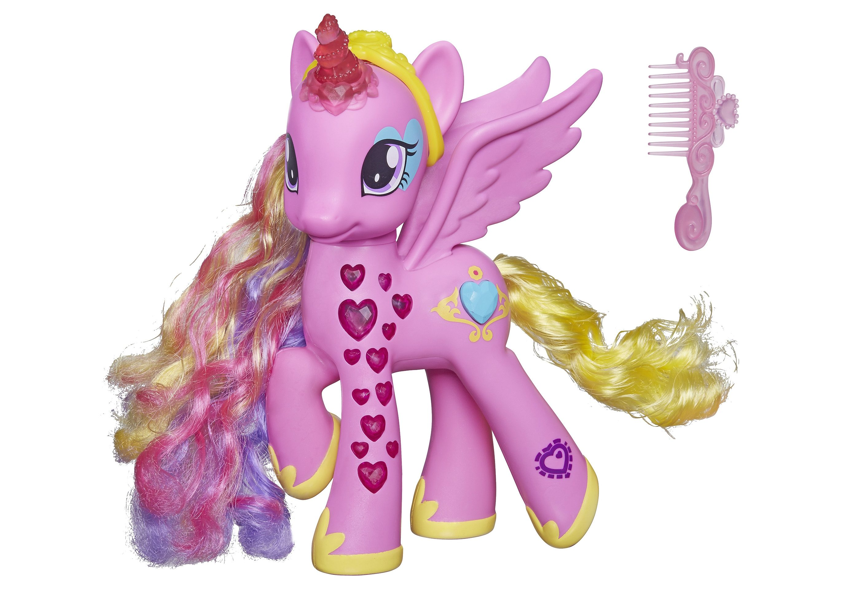 Hasbro Pony mit Licht, »My little Pony - Prinzessin Cadance«