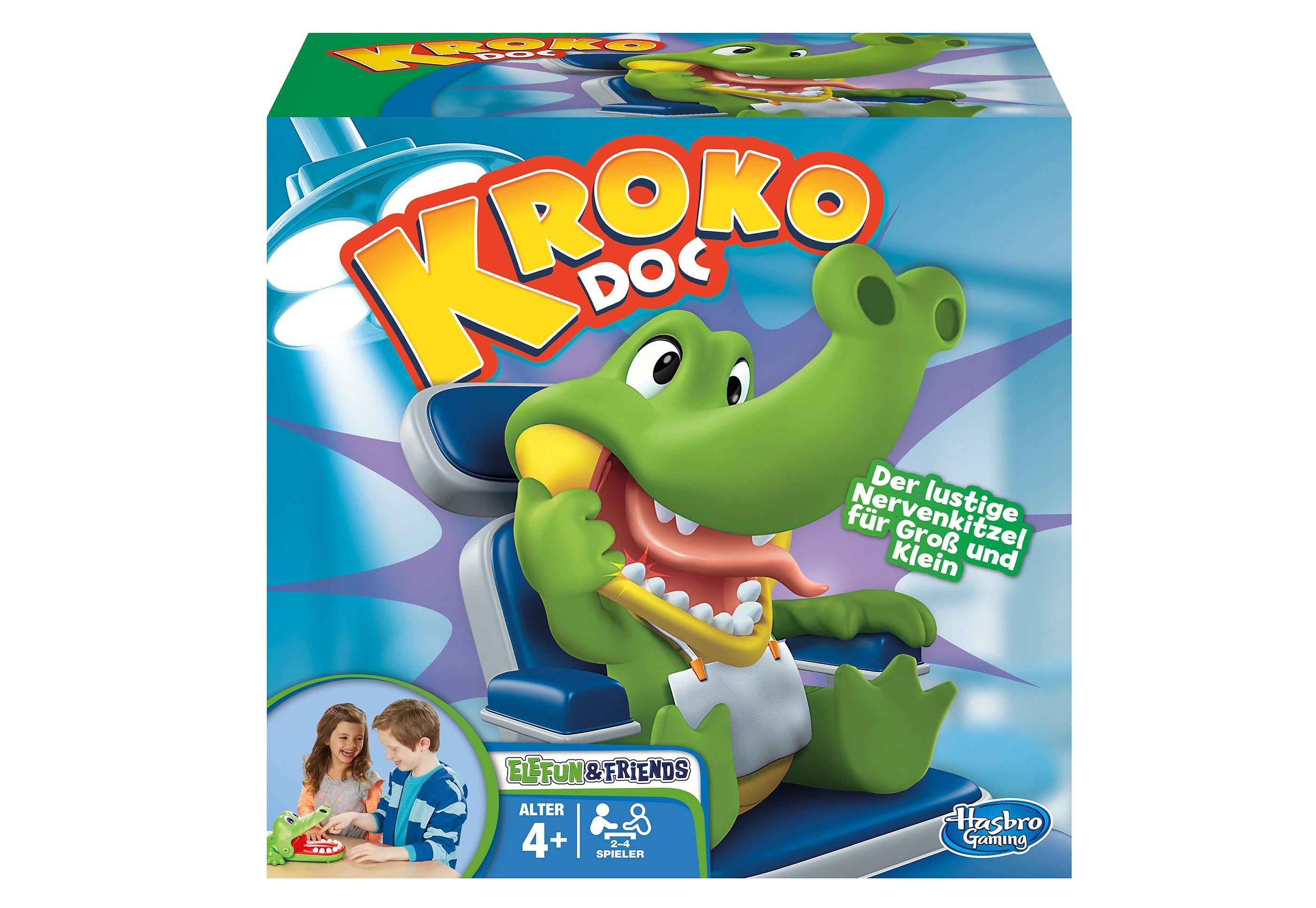 Hasbro Actionspiel, »Kroko Doc«