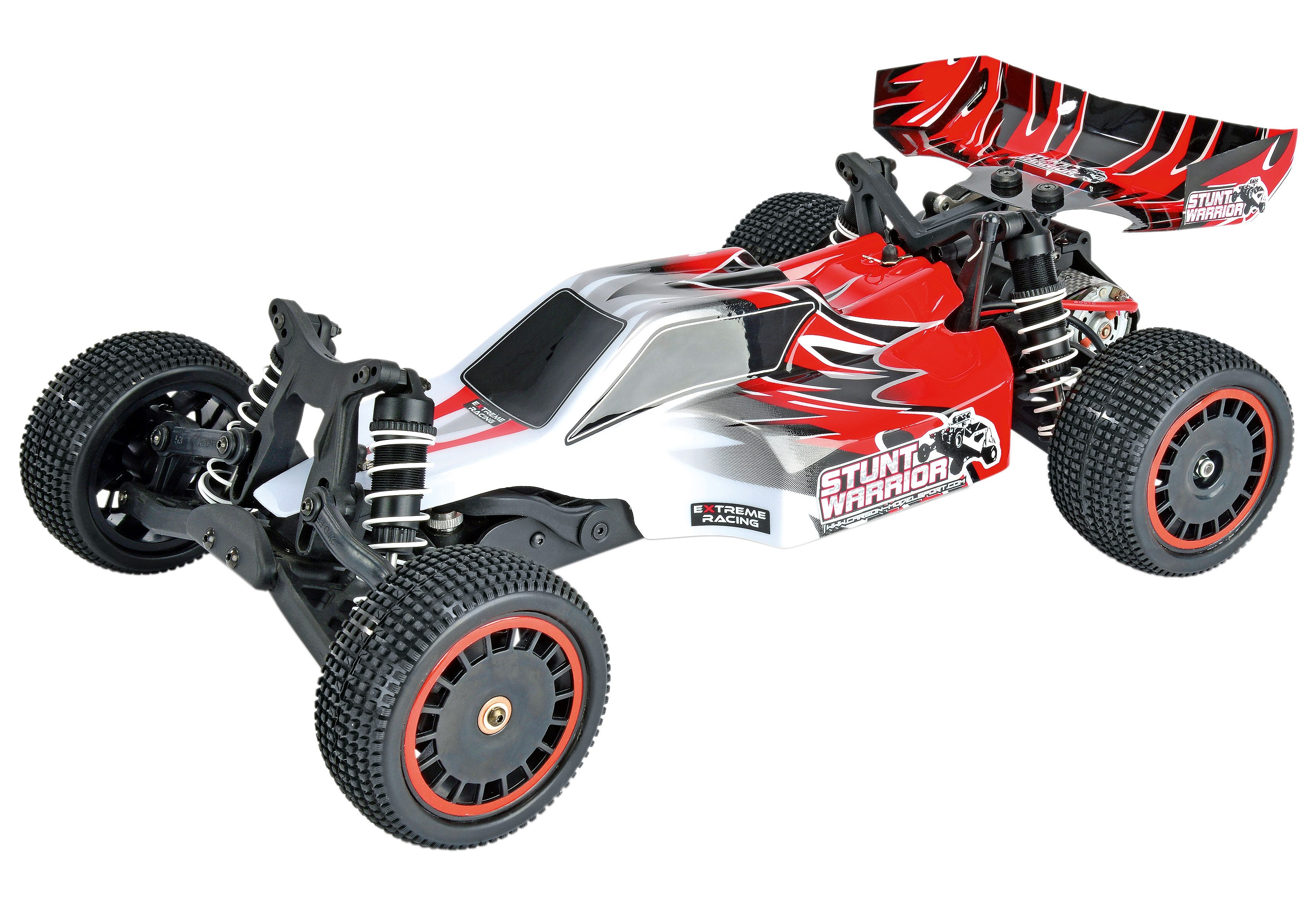 Dickie RC-Komplettset: Buggy, »RC Stunt Warrior«