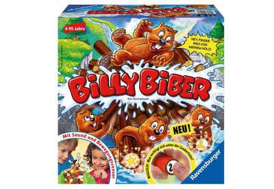 Ravensburger Spiel, »Billy Biber«, Made in Germany, FSC® - schützt Wald - weltweit