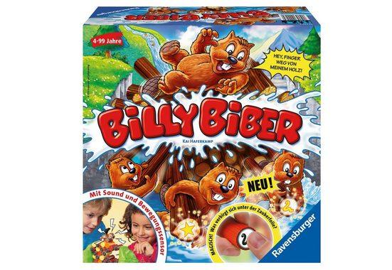 Ravensburger Spiel, »Billy Biber«