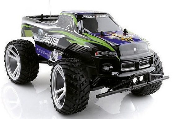 Ninco RC-Auto, »RC-Monster Truck - Skeleton«