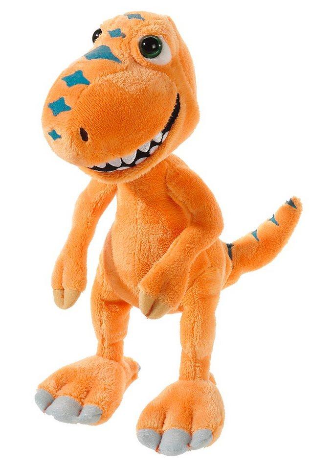 Heunec Plüschtier »Dino Zug Buddy« in orange