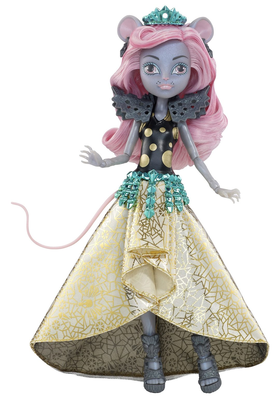 Mattel Puppe, »Monster High Buh York Mouscedes«