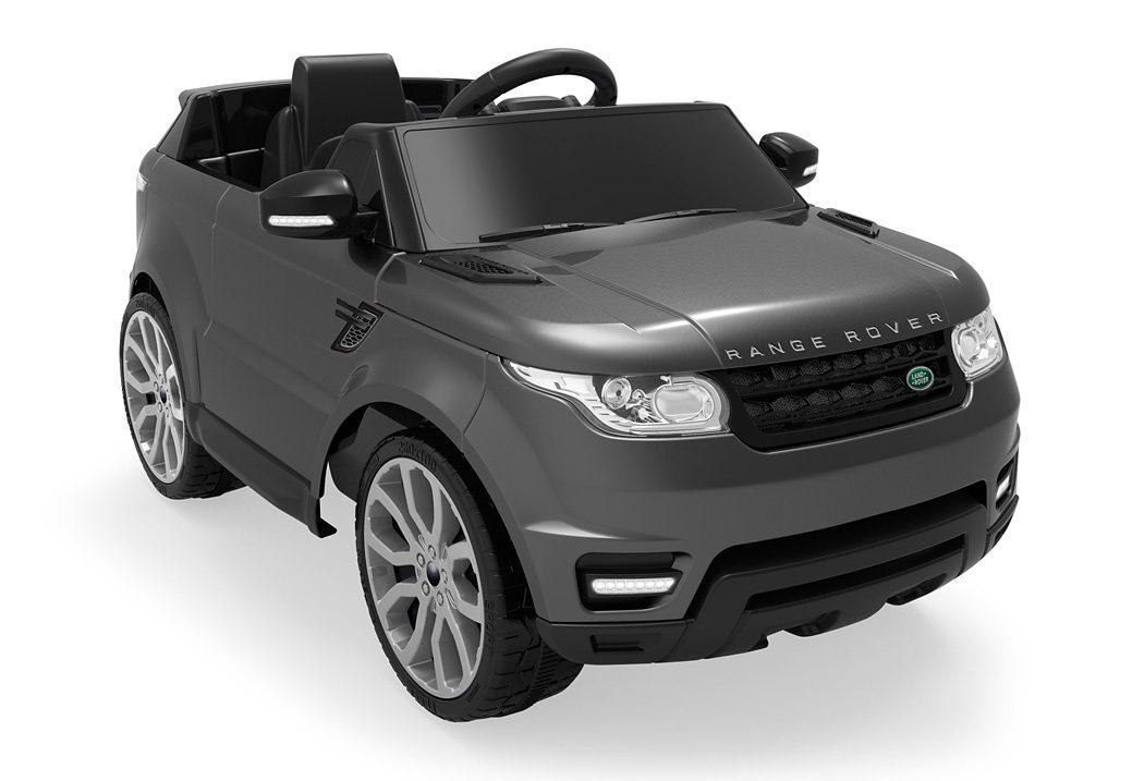 Feber Elektrofahrzeug, »Range Rover 6V schwarz«