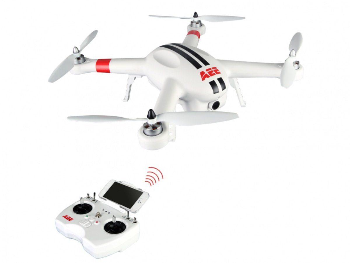 AEE Drohne »TORUK AP10 mit integrierter Kamera (16 Mega Pixel)«