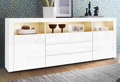sideboard 1m breit bestseller shop f r m bel und einrichtungen. Black Bedroom Furniture Sets. Home Design Ideas