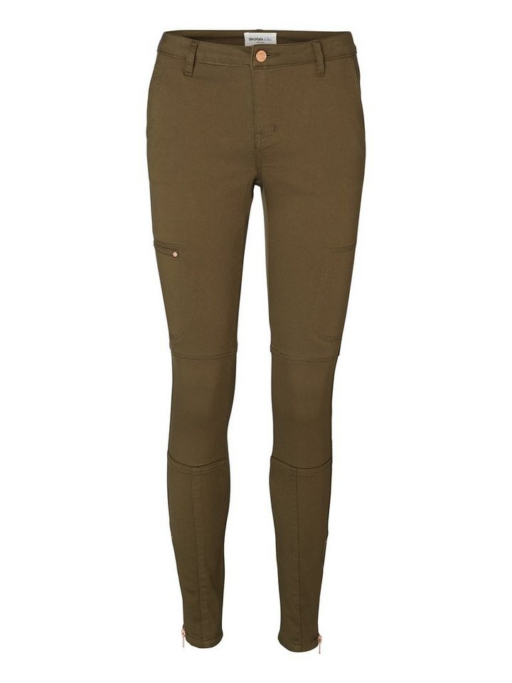 Vero Moda Wish NW Jeggings in Ivy Green