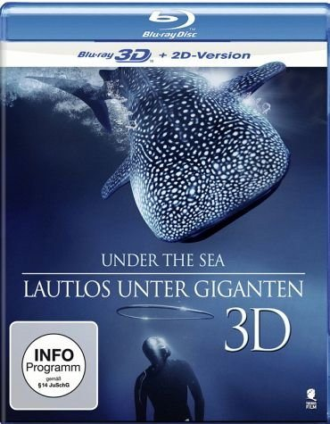 Blu-ray »Under the Sea - Lautlos unter Giganten...«