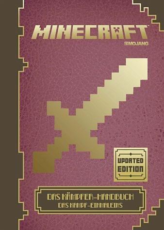 Gebundenes Buch »Minecraft, Das Kämpfer-Handbuch - Updated Edition«