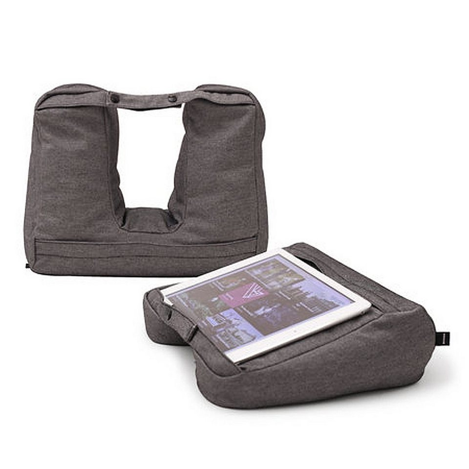 BOSIGN Bosign Tablet & Reise-Kissen grau in grau