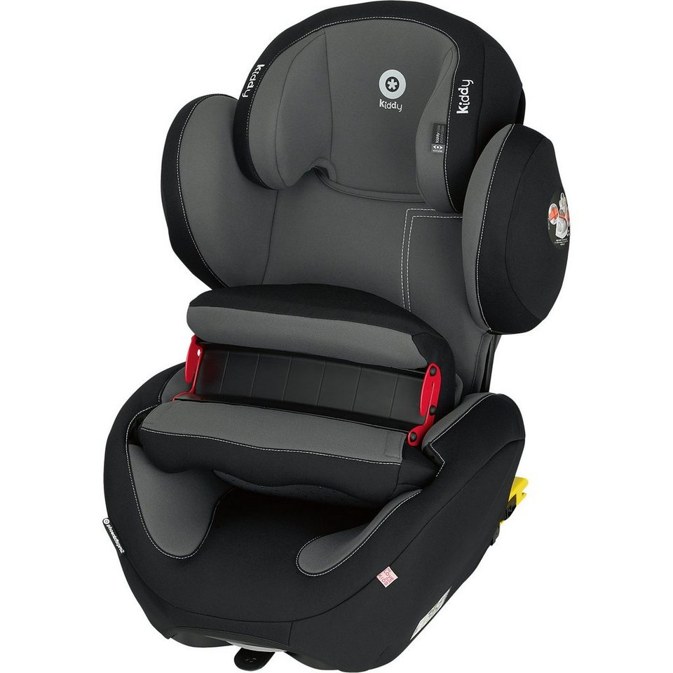 Kiddy Auto-Kindersitz Phoenixfix Pro 2, Singapore, 2016 in grau