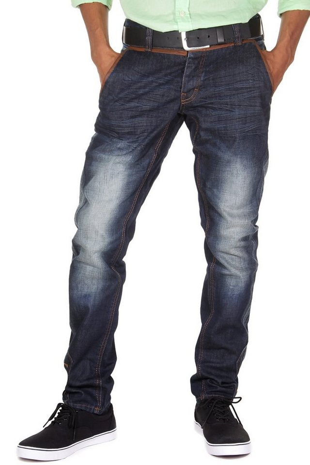 Bright Jeans Jeans in blau