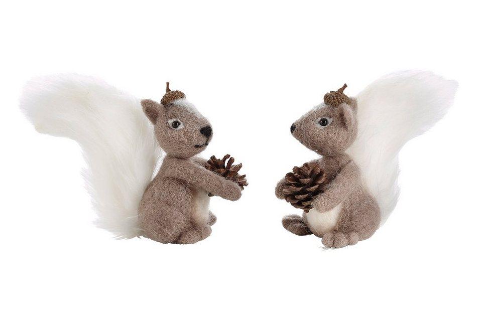 Eichhörnchen (2tlg.) in natur
