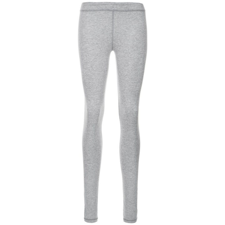 Under Armour HeatGear Favorite Trainingstight Damen in grau / weiß
