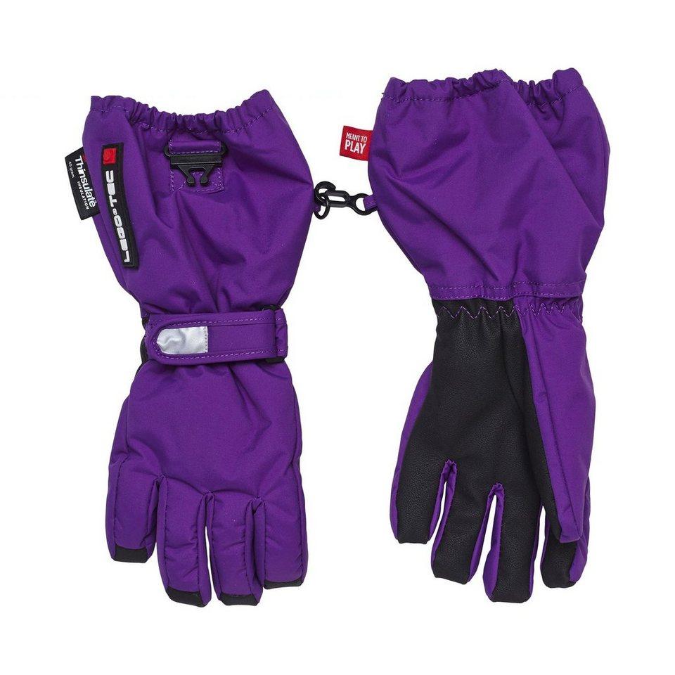 """LEGO Wear Handschuhe Abbey LEGO® TEC 8.000 mm Wassersäule """"Uni"""" in violett"""