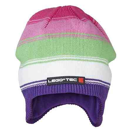 """LEGO Wear Wintermütze Kappe Skimütze LEGO® TEC AMIN Hut """"Streifen"""""""
