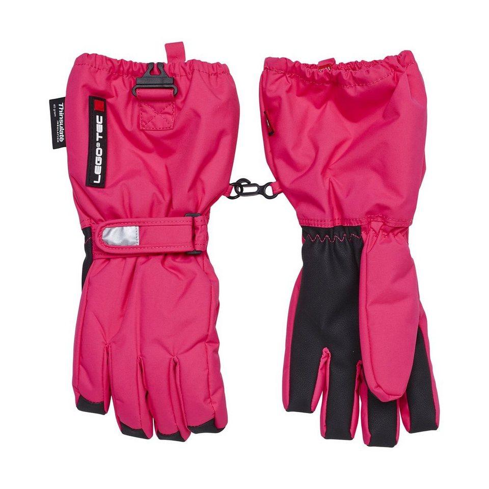 """LEGO Wear Handschuhe Abbey LEGO® TEC 8.000 mm Wassersäule """"Uni"""" in pink"""