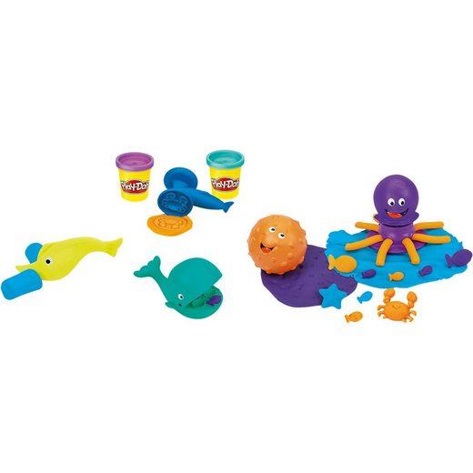 Hasbro Play-Doh - Unterwasser Knetwelt