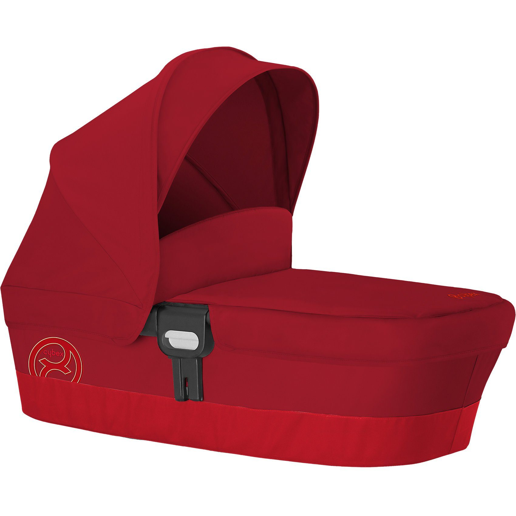 Cybex Kinderwagenaufsatz Carry Cot M, Gold-Line, Hot & Spicy, 2016