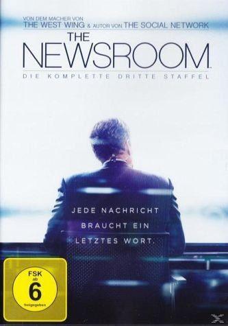 DVD »Newsroom - Die komplette 3. und finale Staffel...«