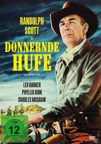 DVD »Donnernde Hufe«