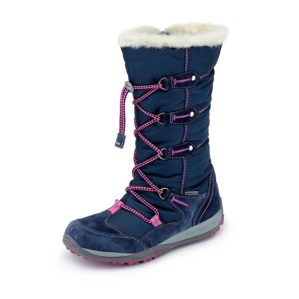 Superfit GORE-TEX® Winterstiefel in marine/pink