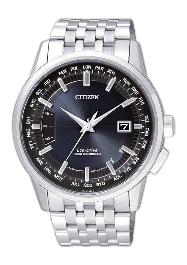 Citizen Solaruhr »CB0150-62L« in silberfarben
