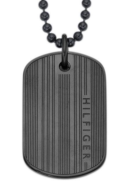 Tommy Hilfiger Jewelry Kette mit Anhänger, »2700688, MEN´S CASUAL« in Edelstahl