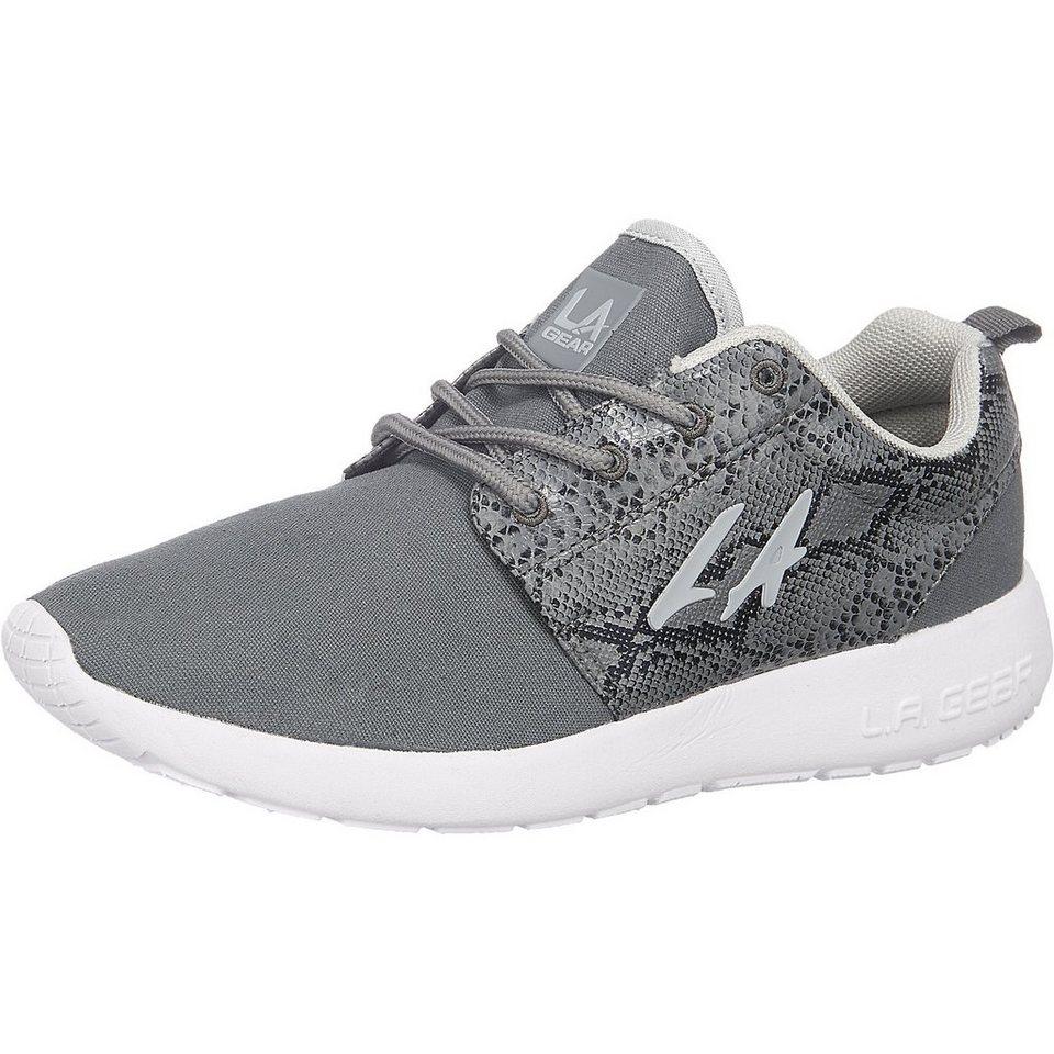 LA Gear Sunrise Sneakers in grau-kombi