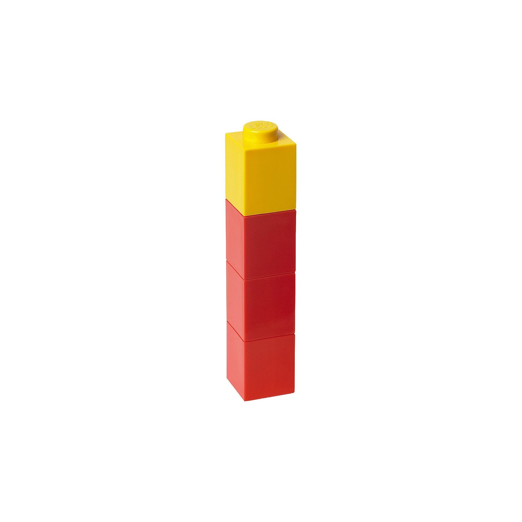 LEGO Trinkflasche rot, 375 ml