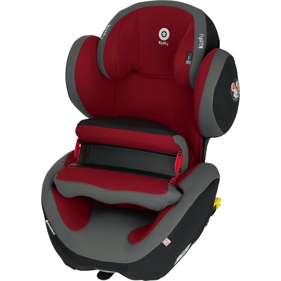 Kiddy Auto-Kindersitz Phoenixfix Pro 2, Sao Paolo, 2016 in rot