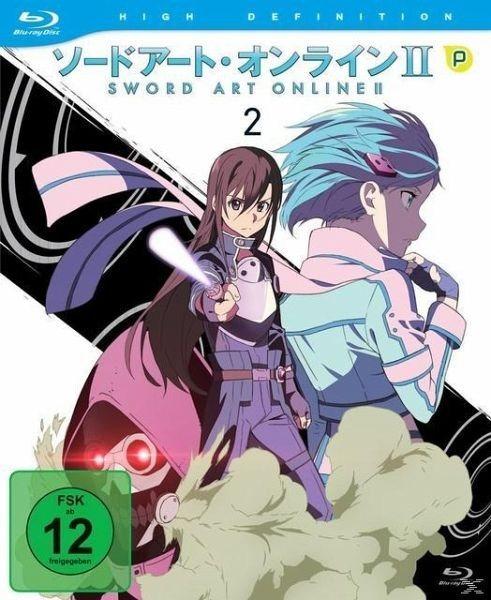 Blu-ray »Sword Art Online 2.2«