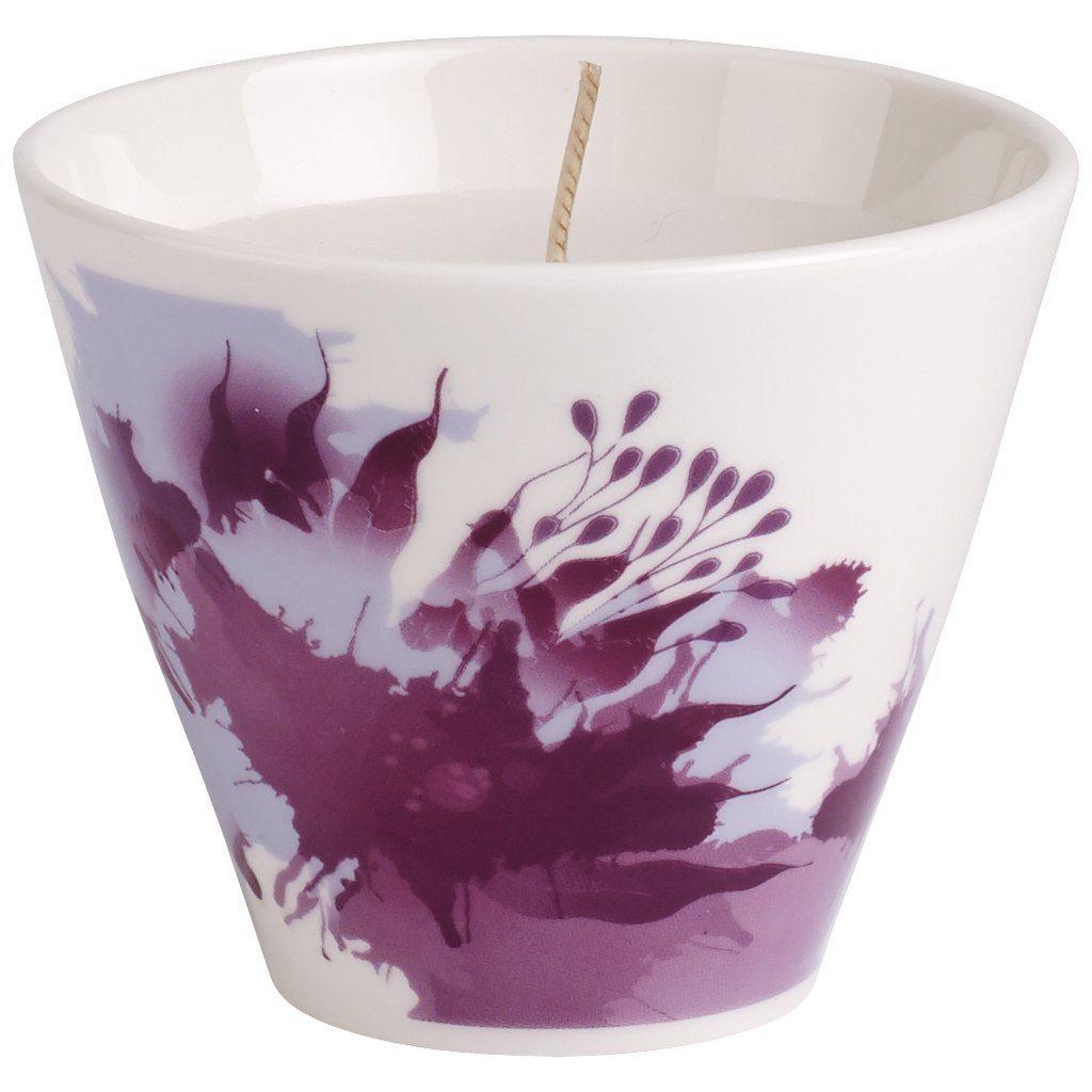 Villeroy & Boch Teelichthalter mit Kerze Imperio Ro »Little Gallery Candles«