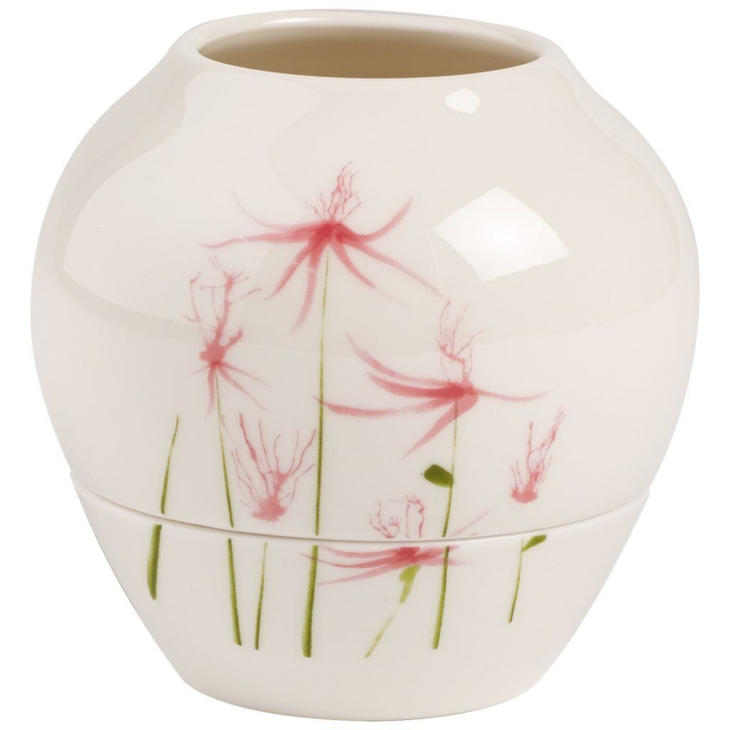 Villeroy & Boch Windlicht Pink Blossom 9,6cm »Little Gallery Hurr.lamp«