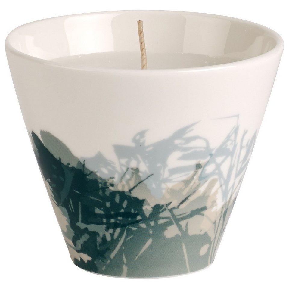 VILLEROY & BOCH Teelichthalter mit Kerze Imperio Gr »Little Gallery Candles« in Dekoriert