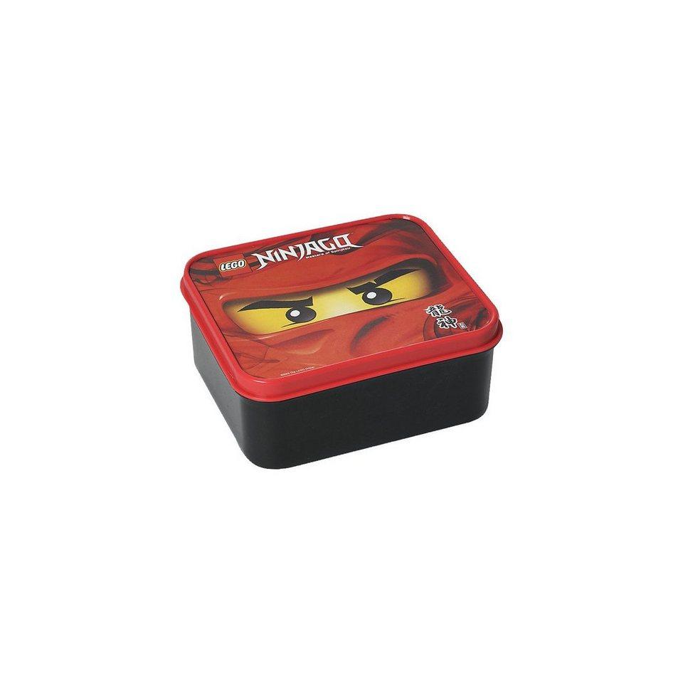 LEGO Ninjago Lunchbox in schwarz