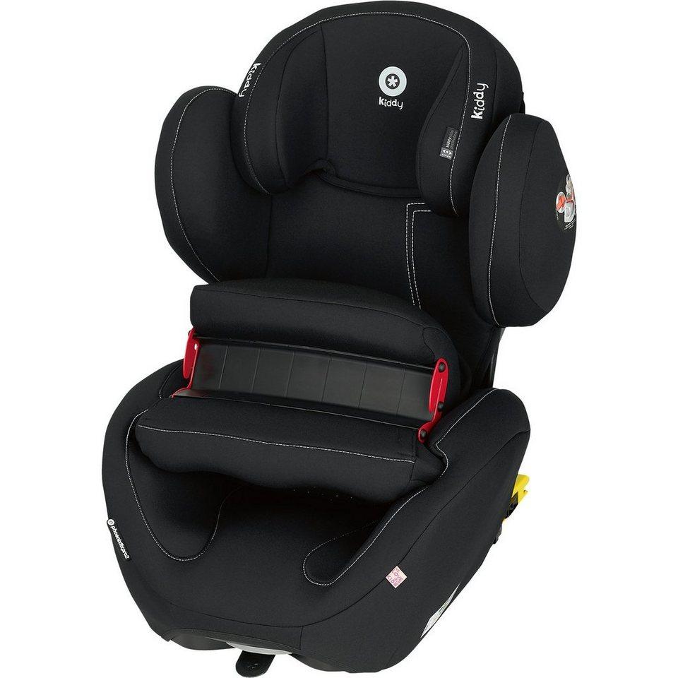 Kiddy Auto-Kindersitz Phoenixfix Pro 2, Manhattan, 2016 in schwarz