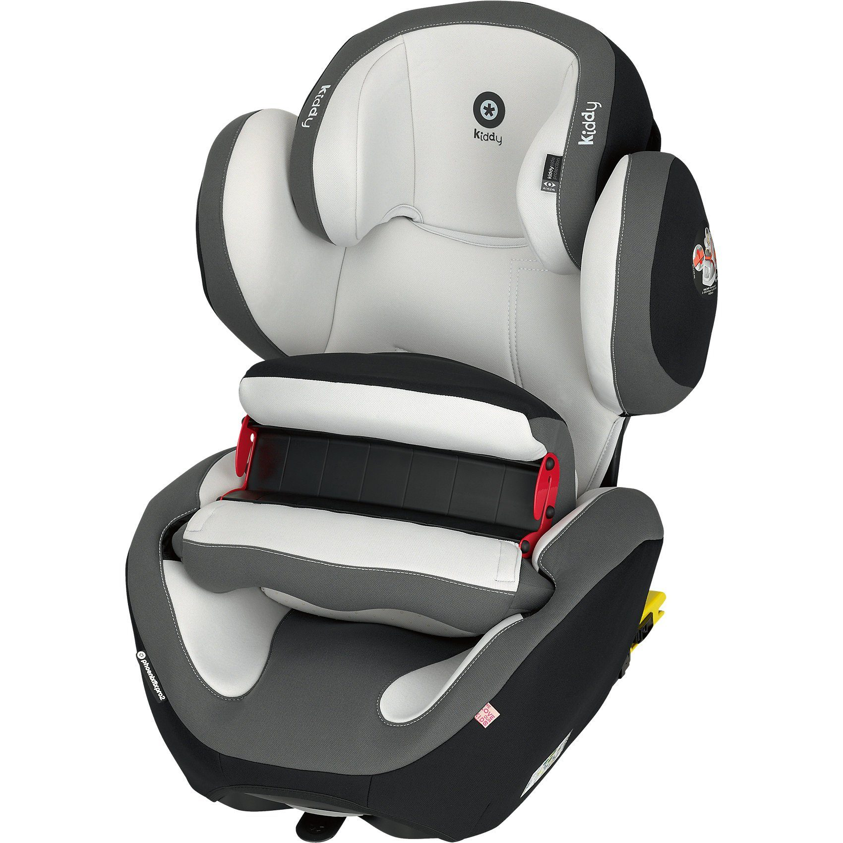 Kiddy Auto-Kindersitz Phoenixfix Pro 2, Silverstone, 2016