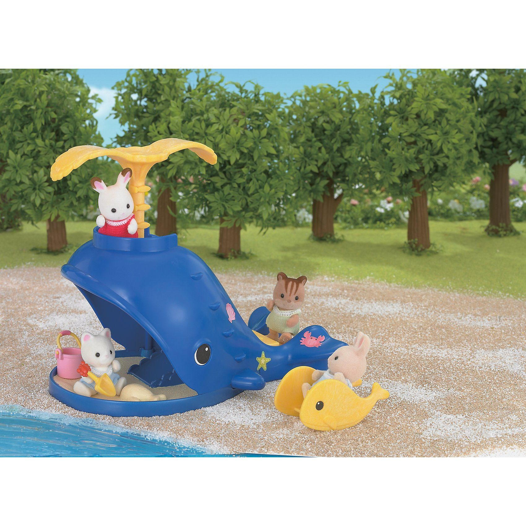 Epoch Traumwiesen Sylvanian Families - Spiel- & Spaßwal Puppenhauszubehör