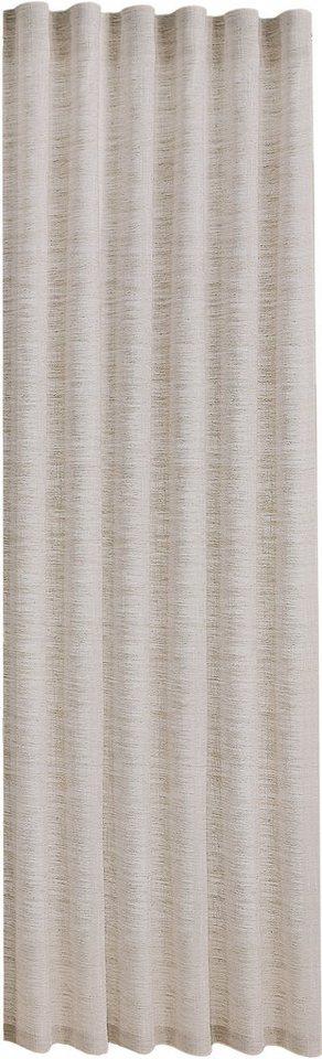 Vorhang, Happy Home, »ZINA« (1 Stück) in offwhite