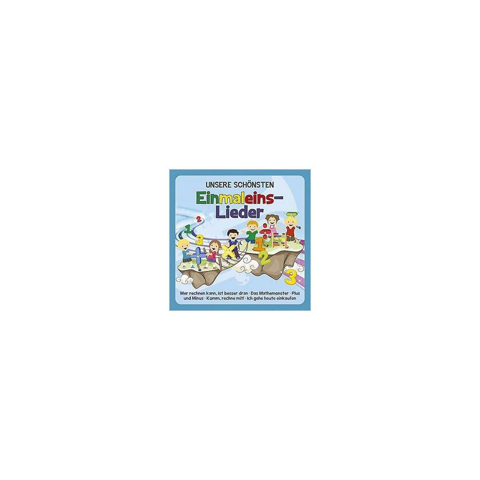 Universal Music GmbH CD Unsere schönsten Einmaleins-Lieder