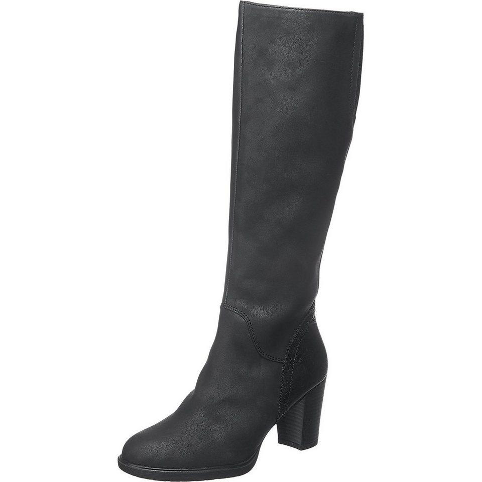 ESPRIT Tone Stiefel in schwarz