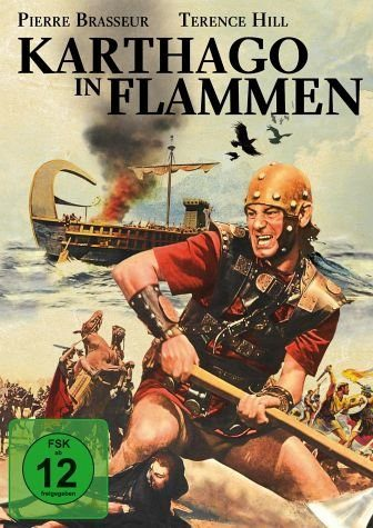 DVD »Karthago in Flammen«