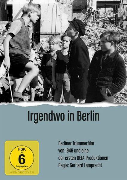 DVD »Irgendwo in Berlin«