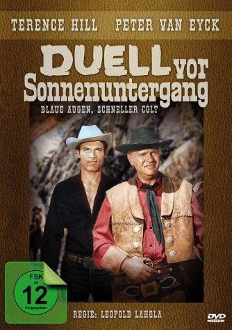 DVD »Duell vor Sonnenuntergang«
