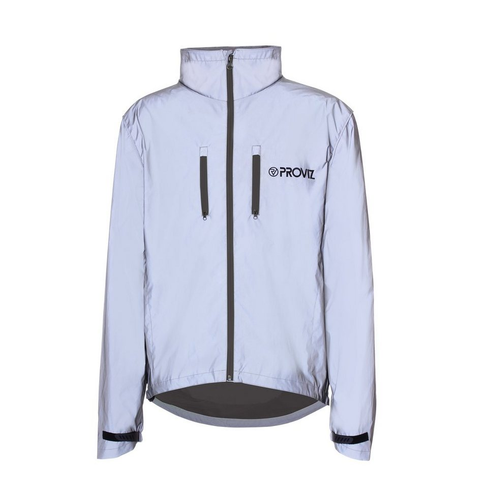 ProViz Radjacke »Reflect 360 Jacket Men« in weiß