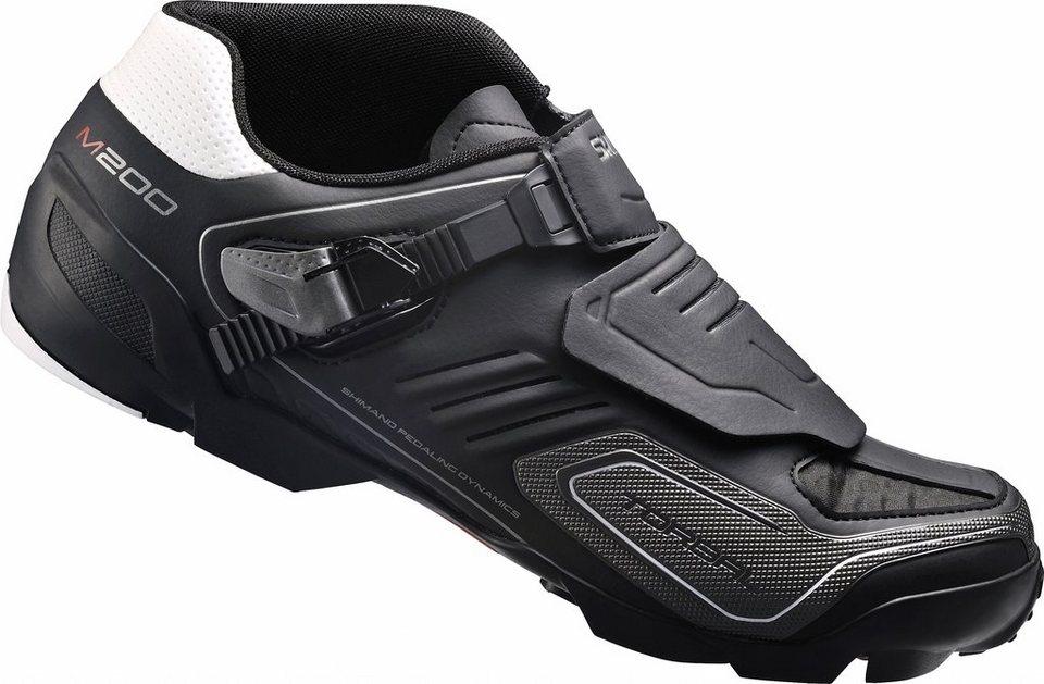 Shimano Fahrradschuhe »SH-M200L Schuhe Unisex« in schwarz