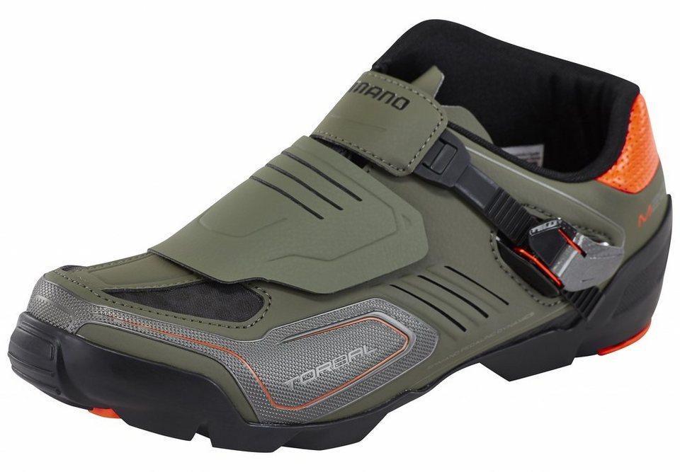 Shimano Fahrradschuhe »SH-M200G Schuhe Unisex« in oliv